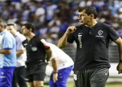 Bastidores do Corinthians: falta de reação do time faz Carille pensar em sair; quinta pode ser decisiva