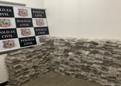 Operação apreende 600 quilos de cocaína em Fortaleza, maior apreensão feita pela Polícia Civil do Ceará