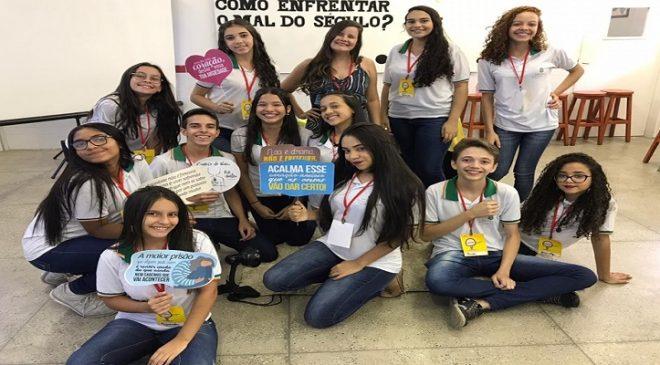ANSIEDADE: PROJETO PROMOVE AÇÕES PARA ADOLESCENTES DAS ESCOLAS DE MAURITI