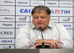 Anderson Barros deixa o cargo de gerente de futebol do Botafogo