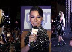 Pabllo Vittar e Luísa Sonza fazem show no lançamento da 4ª edição da revista Com Estilo
