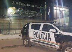 Gerente e família são feitos reféns em tentativa de assalto a lotérica em Fortaleza; casal é preso