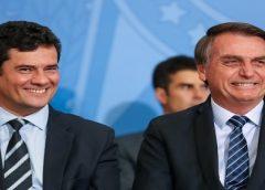 Bolsonaro diz que a 'chance é zero' de dividir ministério de Moro
