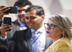 Juíza Selma custou mais de R$ 140 mil ao Senado desde sua cassação
