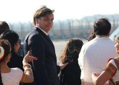 Longe dos holofotes, comitiva com CEO da Taurus acompanha Bolsonaro na Índia, o 2º comprador de armas do mundo