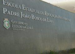 EEEP Padre João Bosco de Lima divulga resultado da seleção de alunos novatos para o ano letivo de 2020.