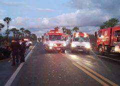 Motorista faz mulher refém após esfaquear a sogra e, na fuga, causa acidente com 3 mortes na Grande Fortaleza