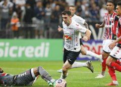 Com três de Boselli, Corinthians vence com tranquilidade no Paulista