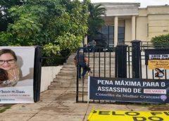 Acusado de assassinar professora com tiro em Crato, no Ceará, é condenado a 46 anos e 7 meses de prisão em regime fechado