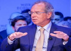 Guedes diz que Brasil deve fechar acordo com Reino Unido após Brexit