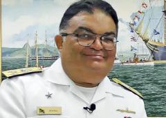 Bolsonaro nomeia mais um militar, desta vez da Marinha, para cargo no Planalto