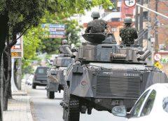 Sem diálogo com PMs, Estado pede prorrogação da GLO no Ceará