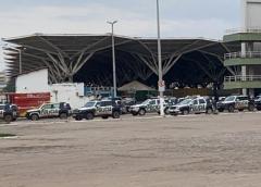 Ceará conta com reforço de outras forças de segurança nesta quinta-feira, com paralisação de PMs