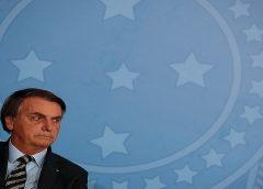 Bolsonaro pede a ministros que não comentem sobre vídeo contra Congresso
