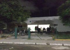 Grupo encapuzado leva carros da polícia e esvazia pneus em atos contra a segurança pública no Ceará