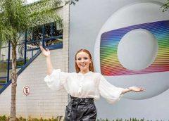 Larissa Manoela é da Globo! Atriz confirma estreia na emissora: 'É oficial'