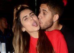 Zé Felipe comenta fim de noivado e ironiza polêmica de traição
