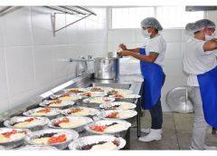 MILAGRES CONTRA O COVID-19 –  Cozinha comunitária será aberta na Escola Clicério Martins para atender famílias carentes
