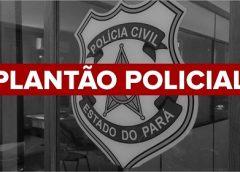 Homicídio, embriaguez ao volante e furto de caminhão registrados no fim de semana em Santarém
