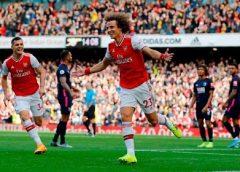 David Luiz está de saída do Arsenal, diz jornal