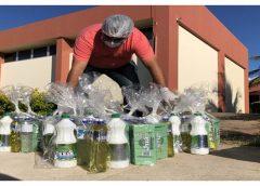 Kits de higienização serão distribuídos aos catadores de materiais recicláveis de Milagres