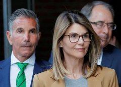 Lori Loughlin e marido se declaram culpados de fraude nos EUA