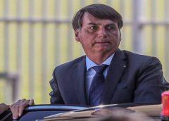'Marginais' e 'terroristas', diz Bolsonaro sobre grupos antifascistas