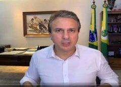 """""""Para eles o caos será sempre o melhor cenário"""", diz Camilo sobre atos antidemocráticos"""