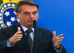 Polícia Federal vai investigar vazamento de dados de Bolsonaro e filhos