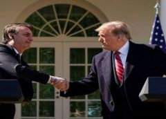 Bolsonaro republica tuíte de Trump contra movimento antifascista americano