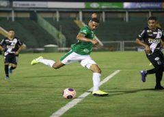 Júnior Todinho foi sondado pelo Fortaleza no início do ano, mas não está nos planos do clube no momento