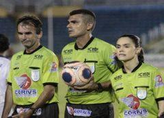 FCF anuncia que cada jogo do Estadual contará com dois quartetos de arbitragem; Entenda