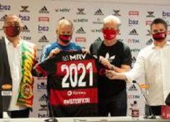 'Mister Ficou': Flamengo oficializa renovação de Jorge Jesus por um ano