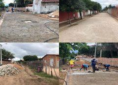 Distrito do Rosário contará com mais ruas pavimentadas