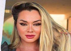 Após polêmica de botox, Juju Salimeni ensina truque de beleza