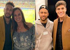 Em supostos áudios de Neymar, 'padrasto' é xingado e ameaçado