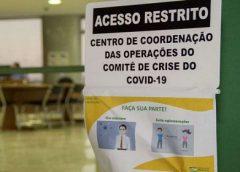 Presidência da República registra 108 casos de coronavírus entre servidores