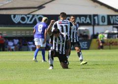 Destaque do Vovô, Vina marca e chega a dez participações em gols na temporada 2020