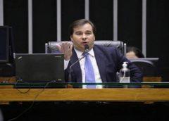 Eleições 2020: Maia diz que pleito não poderia comprometer ações sanitárias