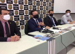 """Polícia prende executor da organização criminosa do """"Mago"""" em Caucaia"""