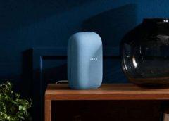 Nova caixa de som conectada do Google parece um sabonete gigante