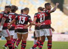 Bruno Henrique iguala Guerrero na lista de artilheiros do Flamengo no século.