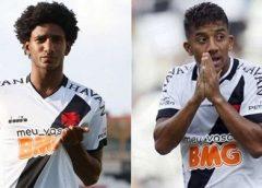 Grandes esperanças! Jovens tentam revigorar força ofensiva do Vasco