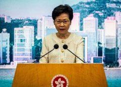 """Hong Kong aplicará """"com vigor"""" lei de segurança e TikTok suspende aplicativo no território"""