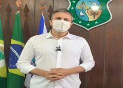 Governador Camilo Santana mantém lockdown em sete municípios cearenses