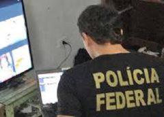 PF faz nova operação em Fortaleza contra pornografia infantojuvenil na internet