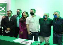 PSC oficializa apoio a Capitão Wagner na disputa à Prefeitura de Fortaleza