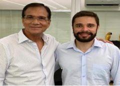 Ex-presidente da Fiec recebe líder de Camilo na AL em meio à crise do jatinho