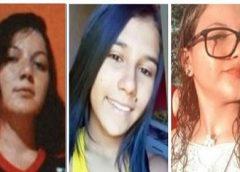 Polícia e bombeiros fazem buscas para encontrar as jovens sumidas em Iguatu
