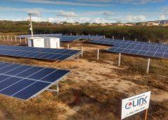 Link Cariri investe em usina de energia solar